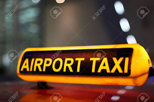 Pearson Airport Van Taxi PickDrop Taxicab Service 1 416 456 0095