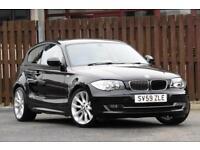 2009 BMW 1 SERIES 2.0 118D SPORT 3DR HATCHBACK DIESEL