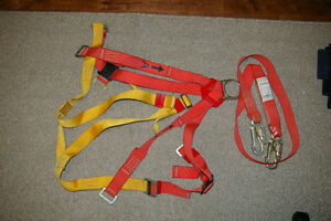 Roofer's safety harness Cambridge Kitchener Area image 1