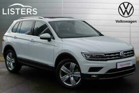 image for 2021 Volkswagen TIGUAN DIESEL ESTATE 2.0 TDI 190 4Motion SEL 5dr DSG Auto SUV Di