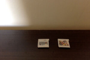 Nintendo DS Games: Super Smash Bros. and Mario Kart 7