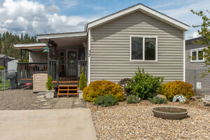 #37 12560 Westside Road, Vernon - Renovated and expanded!