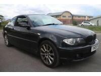 2005 05 BMW 3 SERIES 2.0 318CI ES 2D 141 BHP