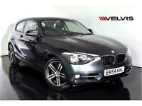 2014 BMW 1 Series 118i Sport 3 door 3 Door Sports Hatch Petrol Automatic