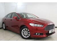 2015 15 FORD MONDEO 2.0 ZETEC ECONETIC TDCI 5DR 148 BHP DIESEL