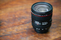 Canon 24-70 F/4L IS USM