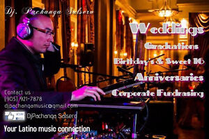 Wedding Hamilton. Dj. Full Package2018. Bookings available
