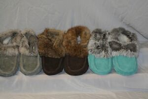 MOCCASINS & MUKLUKS FOR SALE Strathcona County Edmonton Area image 4