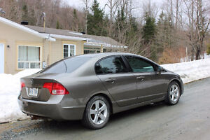 2007 Honda Civic LX Berline