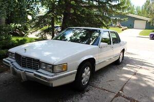 1992 Cadillac Seville Sedan