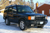 2000 Land Rover Discovery SE SUV, Crossover