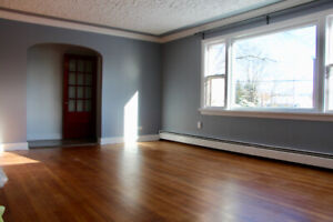 Bright and Spacious 3 Bedroom Apartment Near Downtown Dartmouth