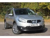 2013 NISSAN QASHQAI TEKNA IS PLUS 2 DCIS/S HATCHBACK DIESEL