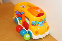 Vtech - Count and Learn School Bus