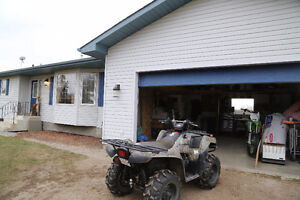 gorgeous house in a 150 acres in Sherwood Park