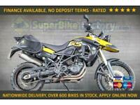2008 58 BMW F800GS - NATIONWIDE DELIVERY, USED MOTORBIKE. for sale  Macclesfield, Cheshire