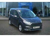 2019 Ford Transit Courier Limited 1.5 TDCi 100ps 6 Speed, ALLOY WHEELS, SMART PH