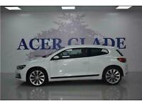 2017 Volkswagen Scirocco Gt Tdi Bluemotion Technology Dsg Coupe Diesel Semi Auto