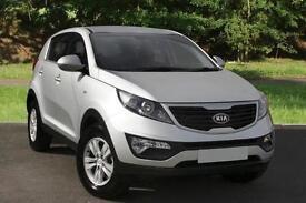 2013 Kia Sportage 1.7 CRDi 2WD ISG 1 Manual SUV
