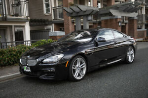 2014 BMW 650i XDrive M Sport Package