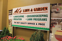 Looking to Hire Seasonal Landscapers