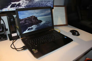 Top of the Line Sager Gaming Laptop