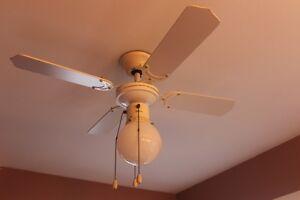 3 speed ceiling fan with light