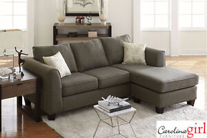 Brand NEW Grand Grey 2PC Sectional! Call 306-970-3822!