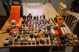 Used Toy Cars & Vehicles Assortment