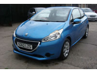 Peugeot 208 1.4 HDi Access+ 2012 (ZERO ROAD TAX)