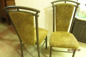 "2 High Back  Chair's  ""Like New Condition"""