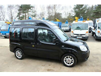 2009 Fiat Doblo Active High Top Disabled Wheelchair Access Vehicle WAV / Camper?