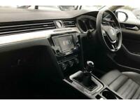2016 Volkswagen Passat 2.0 TDI GT 4dr Saloon Diesel Manual