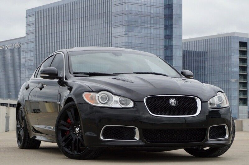 2011 Jaguar XF R Supercharged XFR Supercharged XR-F 510 HP ...
