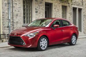 reprise de location - Toyota yaris 2016 - 370.00$ / mois