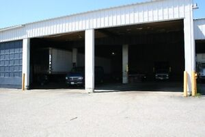 MULTI UNIT WAREHOUSE - OPEN OR ENCLOSED