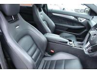 2014 14 MERCEDES-BENZ C CLASS 6.2 C63 AMG 2D AUTO 457 BHP