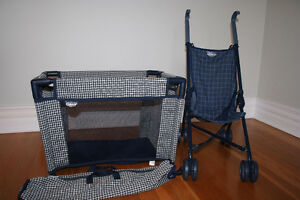 Graco Toy Stroller and Play Yard