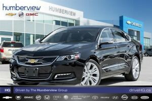 2017 Chevrolet Impala 2LZ NAVIGATION|BACK UP CAM|PANO ROOF|HE...