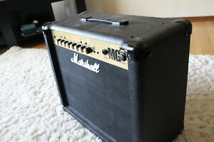 Marshall Amp MG 30FX