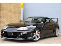 TOYOTA SUPRA SZ 5-speed Manual Superb High Spec Car Bomex Fronted Large Brakes