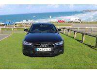 Audi A4 TDI s-line BLACK EDITION