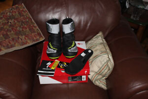 Specialized defroster winter road cycling boots size 11 like new