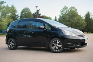 2009 Honda Fit DX Hatchback