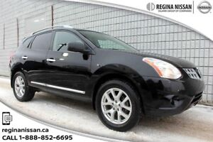 2013 Nissan Rogue SL AWD CVT