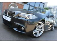 2015 15 BMW 5 SERIES 3.0 530D M SPORT 4D AUTO 255 BHP DIESEL