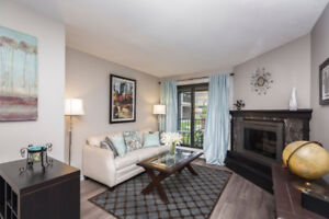Newly Renovated 1 Bedroom across from Market Mall!