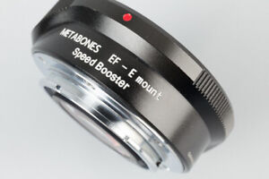 Metabones Speed Booster Canon EF/EFS to Sony FE /E  0.71x