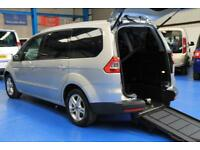Ford Galaxy Auto wheelchair car Automatic wav disabled accessible vehicle