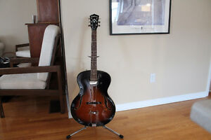 Washburn HB-15 Archtop